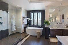 Long Beach Master Bath - contemporary - Bathroom - Orange County - International Custom Designs