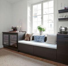 vinkyl inspiration - Sök på Google Home Kitchens, Man Cave, Kitchen Dining, Beautiful Homes, Innovation, Indoor, Interior Design, Storage, Furniture
