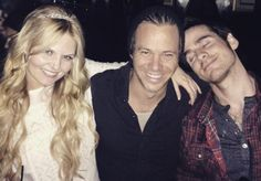 Colin - O'Donoghue - Michael Raymond-James - Jennifer Morrison -