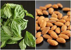 Almond Basil Pesto