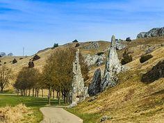Wohnmobil-Tour: Ostern auf der Schwäbischen Alb Camping Resort, Europa Camping, Congratulations To You, Germany Travel, Dresden, Camper, Motorhome, Monument Valley, Mount Rushmore