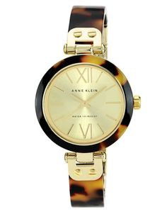 Jewelry & Accessories | Watches | Ladies' Tortoise Bangle Watch | Lord and Taylor