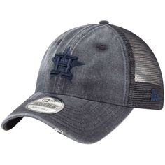 Houston Astros New Era Tonal Washed Adjustable Hat – Navy f510f42864f3