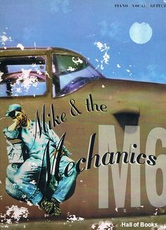 """""""M6: Piano, Vocal, Guitar"""", Mike & The Mechanics"""