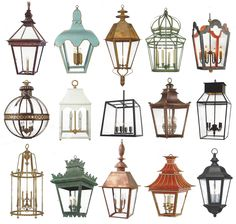 A lantern for any style