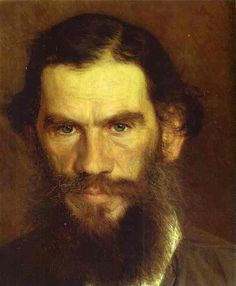 """""""Everyone thinks of changing the world, but no one thinks of changing himself."""" ~ Leo Tolstoy, b. 28 August 1828"""