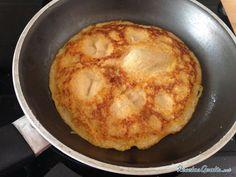 Receta de Tortitas de calabaza sin harina - Fácil