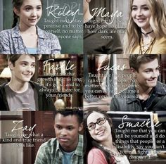Girl meets world what they taught me