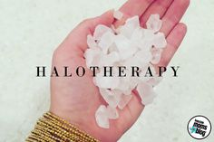 We Tried It :: Halotherapy!