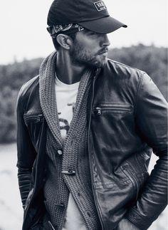 Mens Fashion Rugged – The World of Mens Fashion Tobias Sorensen, Zany Malik, Fashion Photography Poses, Hairy Men, Bearded Men, Models, Mens Fashion, Fashion Tips, Luxury Branding