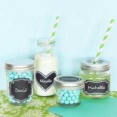 Dekorella Shop http://dekorellashop.hu/ #krétatáblacímkematrica #chalkboardstickerlabel