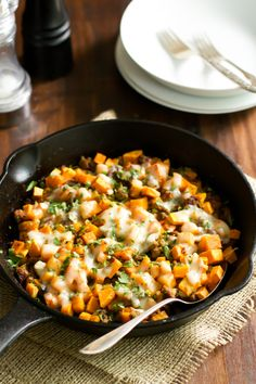 Ground Turkey Sweet Potato Skillet - Primavera Kitchen