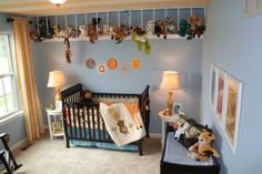 Stuffed animal storage.  LOVE IT!!