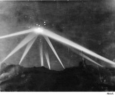 Los Angeles, 1942: Just three months after the Japanese attack on Pearl Harbor, this incident occurred between February 24th and 25th, when an unidentified flying object was spotted over Los Angeles. Assumed to be another air strike from Japan, the UFO sparked a massive anti-aircraft military attack. The the true identity of the object is still unknown today.