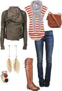 Cute Outfit - that jackettttt!!!