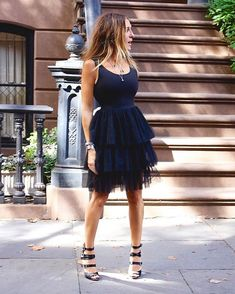 Sarah Jessica Parker Talks About Her First SJP Store, Which Will Offer Shoes, Little Black Dresses, and Fragrances