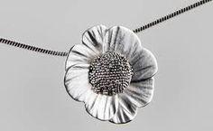 necklace with poppy - Поиск в Google