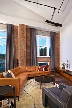 Квартира с мужским характером | Дизайн интерьера, декор, архитектура, стили и о многое-многое другое