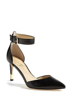 Ivanka Trump 'Fabian' Pump available at #Nordstrom. I don't think she has a shoe out right now i don't like!