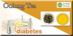 Oolong Tea Benefits, Diabetes, Herbalism, Beverages, Treats, Type, Breakfast, Easy, Food
