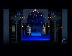 Simon Boccanegra di Giuseppe Verdi per il Teatro Verdi di Busseto (Parma) - SCENE: Marzia Magno  #Verdi #opera #simonboccanegra #festivalverdi