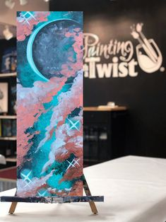 Find a Painting with a Twist location closest to you for perfect night out. Reserve your seat or book a private event now! Art Pictures, Art Pics, Photos, Easy Paintings, Canvas Paintings, Paint Party, Beautiful Paintings, Diy Painting, Night Out