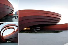 Israel - Design Museum by Ron Arad