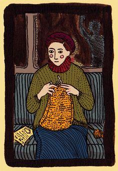 Illustration Friday: Pattern | Flickr: Intercambio de fotos