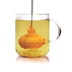 Yellow Submarine Tea Infuser   43 Impossibly Cute Products You'll Actually Use