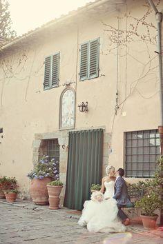 La Sposa Detalle bridal gown