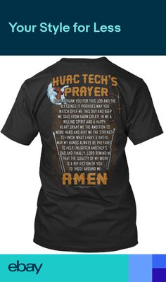 Printed Awesome Trucker - Oi Truckers Prayer Amen Hanes Tagless Tee T-Shirt Love My Job, Funny Shirts, Amen, Prayers, Short Sleeves, Awesome, Mens Tops, T Shirt, Carpenter