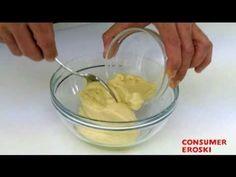 Técnicas básicas de cocina: cómo hacer salsa rosa - YouTube