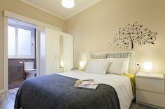 Bedroom design in Barcelona