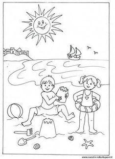 disegni, idee e lavoretti per la scuola dell'infanzia... e non solo #summerdecorationpineapple