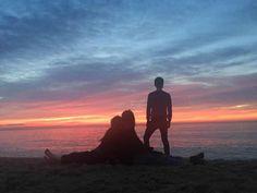 27/03/16. Bcn sunrise.