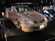 Mercedez Benz Whose Owner Is Saudi Prince Al Waleed