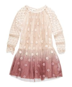 Tulle fade party dress... Stella McCartney kids | Little Vida