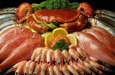Какие продукты питания содержат йод