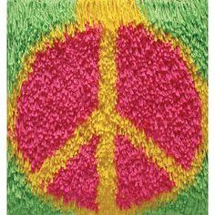 Peace Sign Art...