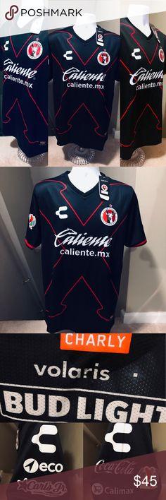 d483dd0a516 2019 Club Tijuana XOLOS  13 Soccer Jersey Liga MX ⚽ Xolos Club Tijuana 2019  Charly Third Soccer Jersey • Adult Medium •  13 Brand New w  Tags Liga MX  ...
