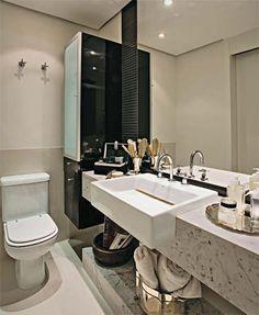 fotos de Banheiros Pequenos Planejados