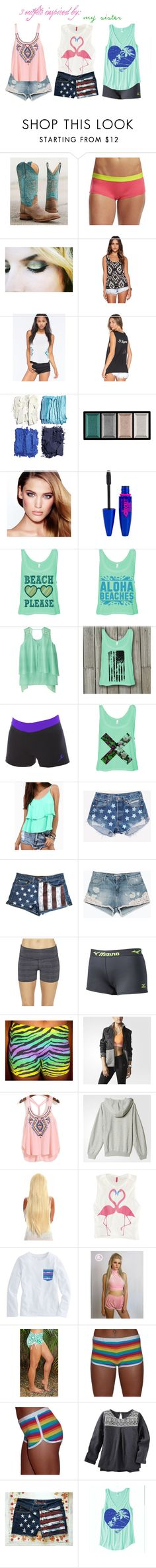 """""""0256"""" by doglover43 ❤ liked on Polyvore featuring Circle G, Icebreaker, Wildfox, Billabong, Beach Riot, Illamasqua, Clé de Peau Beauté, Maybelline, Zara and Beyond Yoga"""