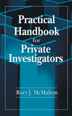 Practical Handbook for Private Investigators (eBook Rental) Intercept Text Messages, Shadow Chaser, Become A Private Investigator, Forensic Accounting, Computer Maintenance, Learning Websites, Private Eye, Teaching Technology, Criminal Justice