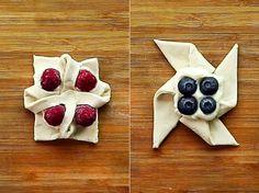 Süße Blätterteig-Teilchen 4 x anders - so geht's | LECKER