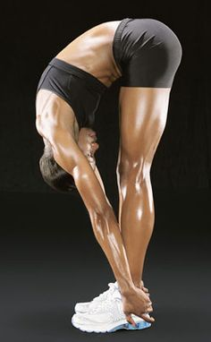 strong and flexible. #fitfluential
