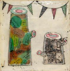 Beth Billups, tangled sky studio