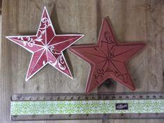 Stampin up : Christmas Star