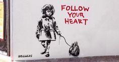 33 דוגמאות של אמנות רחוב יצירתית וחכמה (תמונות).