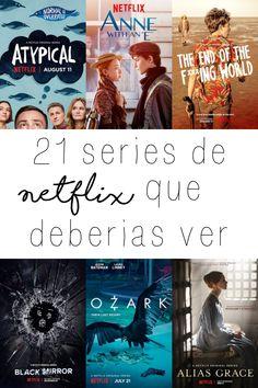 21 series originales de Netflix que todos deberían ver