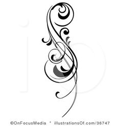 fancy scroll design clipart free clip art images scrollwork rh pinterest com free clip art designer software free clip art design for novel